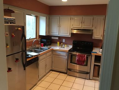 Before & After Kitchen Remodeling in Bethel, CT (1)